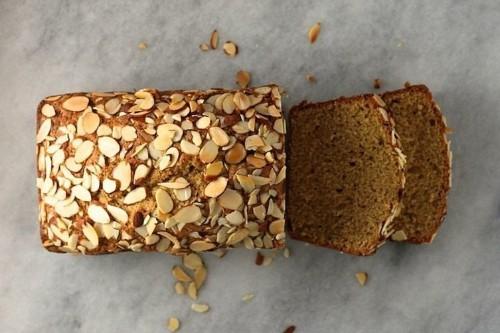 Almond Brown Sugar PoundCake