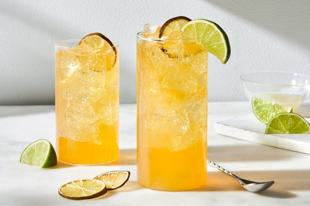 The Whisky-Tea Highball I'll Be Sipping This Thanksgiving