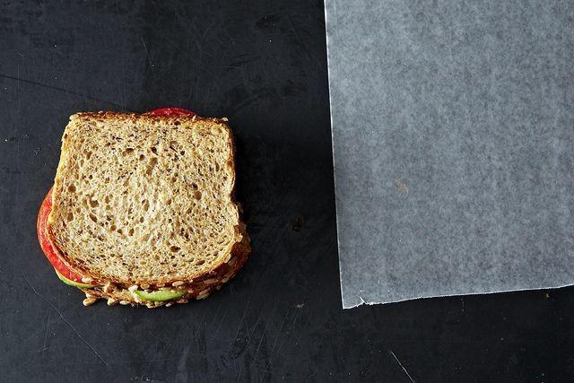 How to Wrap a Sandwich