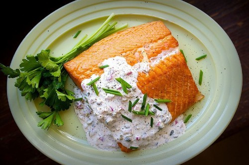 The Best Smoked Salmon Appetizer - Holiday Lox Recipes