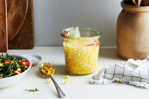 Pickled Corn Is Our New FavoritePickle