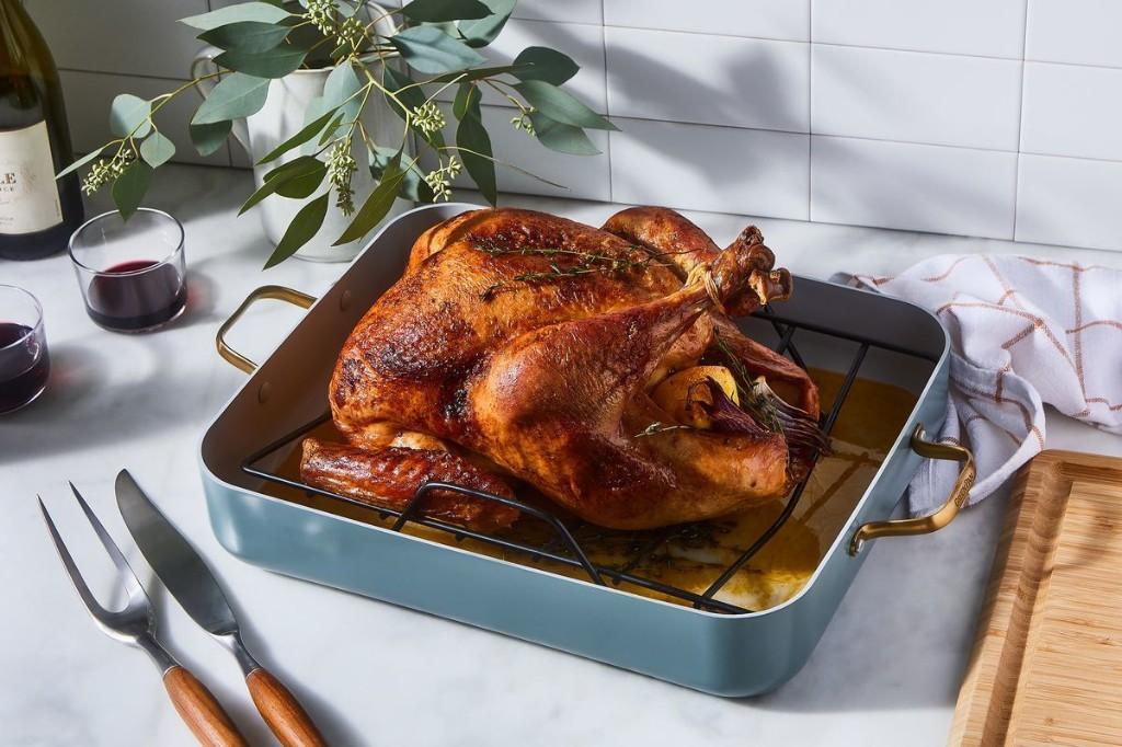 Russ Parsons' Dry-Brined Turkey (aka The Judy Bird)