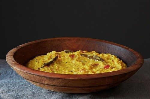 How to Make Simple Lentil Dal