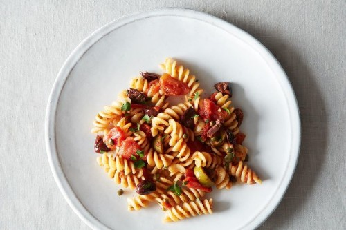 Pasta Puttanesca Recipe on Food52