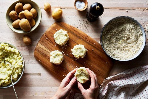 How to Give Your Mashed Potatoes a New Lease OnLife