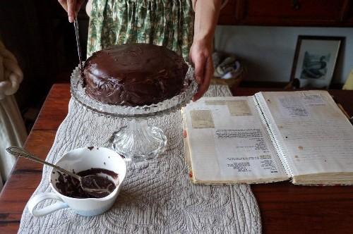 One Bowl ChocolateCake