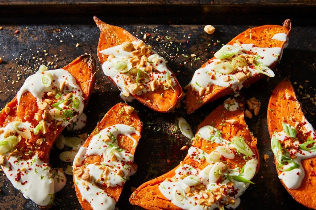 Is This the Most Genius Way to Cook Sweet Potatoes?