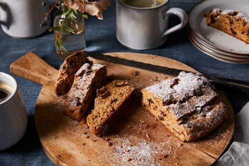Spelt Stollen for the Holidays  Recipe on Food52