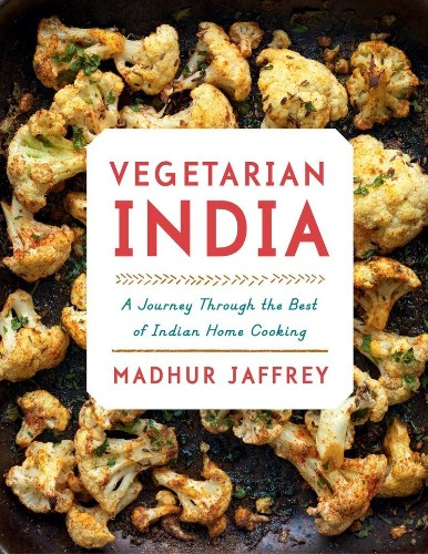 The Beginner's Guide to Vegetarian India by Madhur Jaffrey