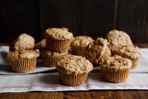 Apple Cheddar Muffins Recipe on Food52