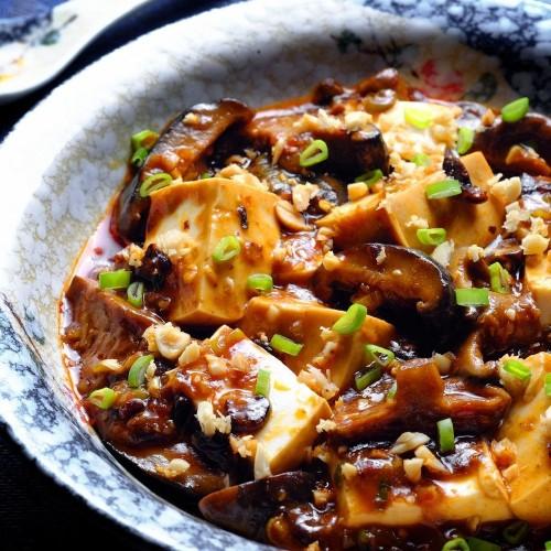 Vegan Mapo Tofu Recipe on Food52