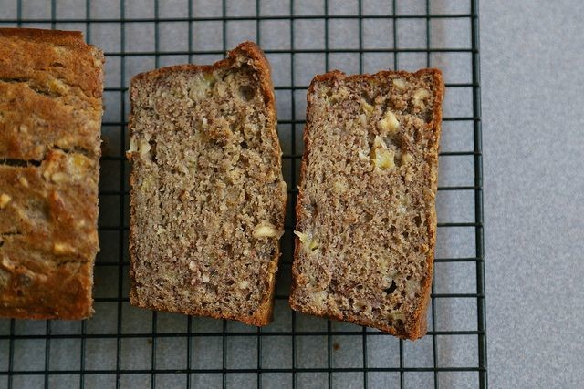 Grain-Free Banana Bread Recipe