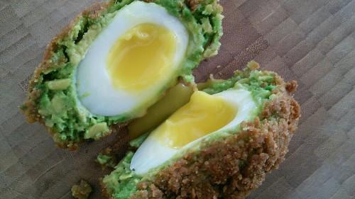Avocado Scotch Eggs Recipe on Food52