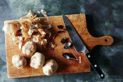 All About Black Garlic