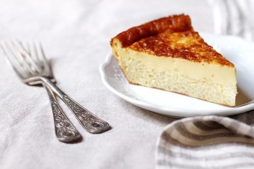 Tuscan Rice and Custard Torta (Torta di Riso alla Carrarina) Recipe