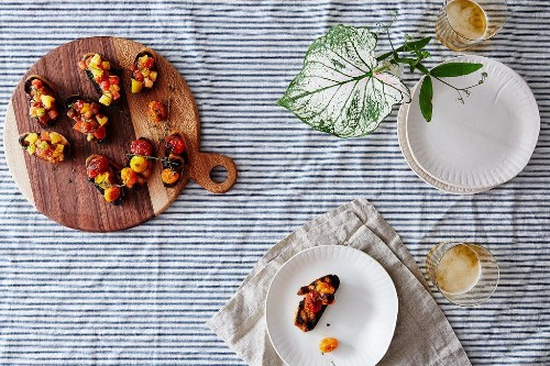 Best Summer Appetizers to Serve to Company