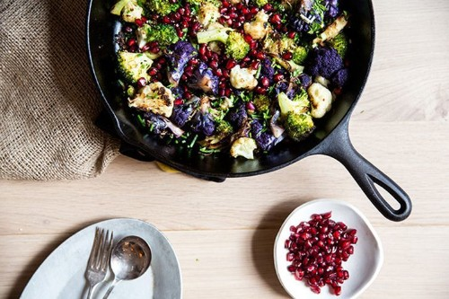All About Broccoli -- Easy Vegetable Sides