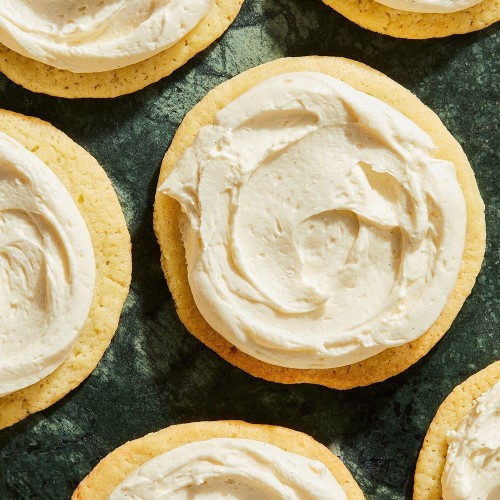 Mary-Frances Heck's Sugar Cookies With Buttercream Frosting