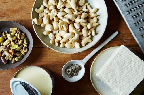 How to Make Cashew and Cardamom Fudge (Kaju Barfi)