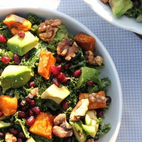 Perfect Kale Salad Recipe on Food52