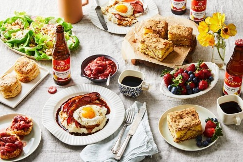 A Southern-Inspired Brunch That Pulls Out All theStops