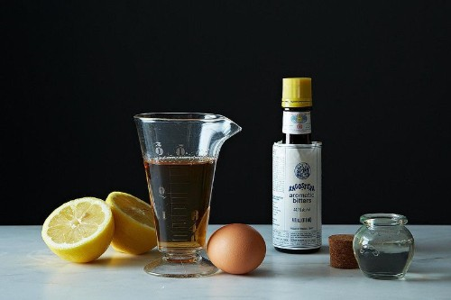 Apple Brandy Recipe, Apple Fizz
