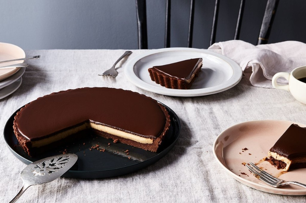 This Tart is Basically a Giant Peanut Butter Cup