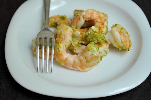 Shrimp à laBittman