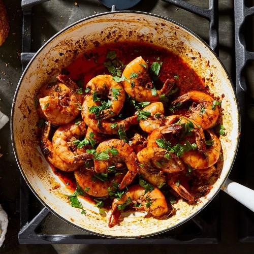 Louisiana Barbecued Shrimp From Toni Tipton-Martin & B. Smith Recipe on Food52