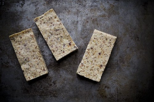No-Bake Toasted Coconut, Date, and NutBars