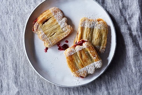 Dorie Greenspan's Pailles (Puff Pastry Sandwiches)  Recipe on Food52
