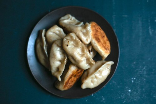 Chicken Potstickers Recipe on Food52