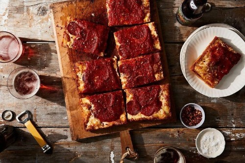 How to Make Detroit-Style Pizza: The Crust- (and Cheese-) Lover'sDream