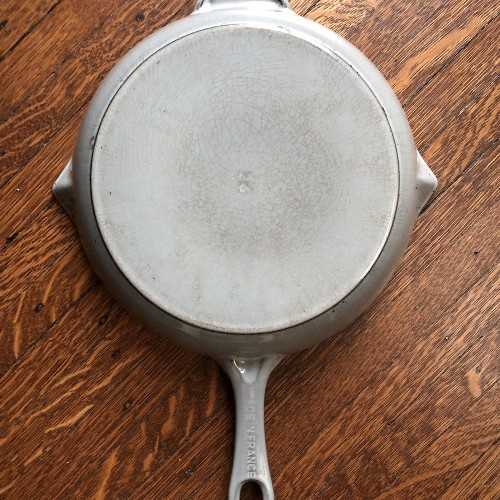 How to Clean the Dirtiest Enameled Pan Once & For All