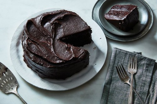 Perfect Chocolate Cake Recipe on Food52