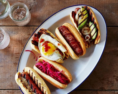 5 Ways to Make Hot Dogs Better