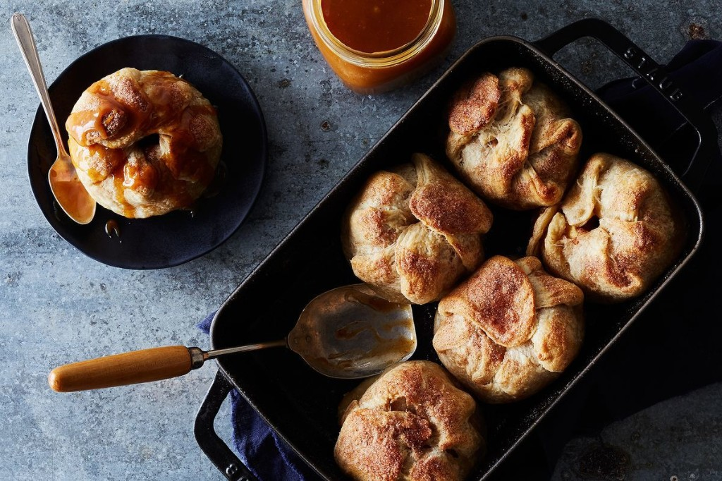 It's Not Fall Yet, But Apple Dumplings Make Us Giddy at the Thought of It!