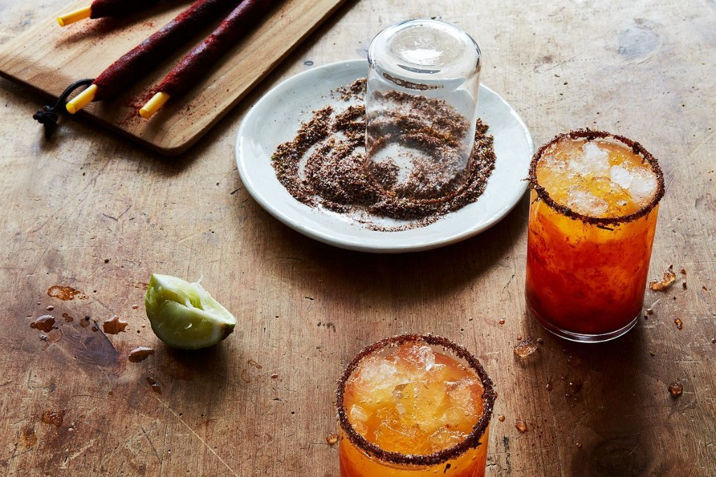 """This Candy-Inspired Margarita Will Make You Rethink """"Sweet"""""""