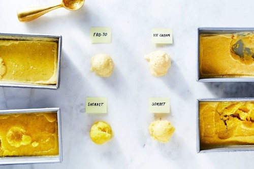 This Magical Mango Ice Cream Is No-Churn, No-Cook,No-Problem