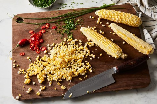 The Buttery Trick to Better Corn Salads