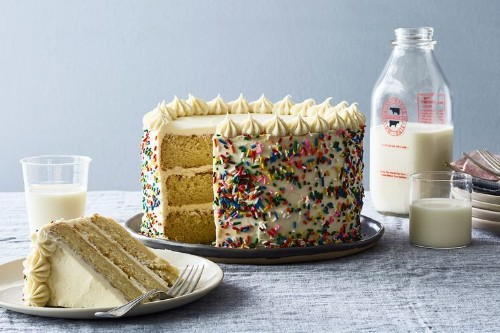 Butter & Scotch's Birthday Cake Recipe on Food52