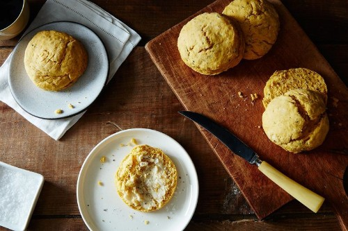Truly Tender Vegan Sweet Potato Biscuits (Both Sweet andSavory)