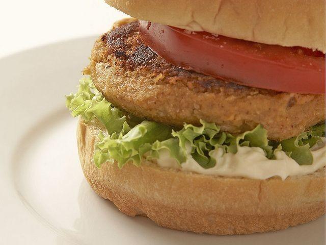 Mark Bittman's Bean Burger Recipe