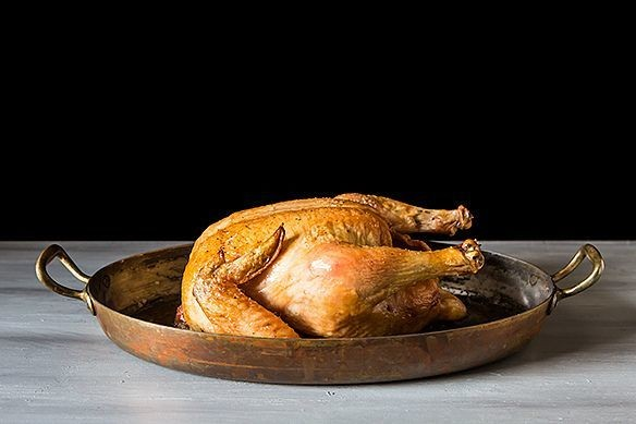 How to Carve a Chicken (orTurkey)