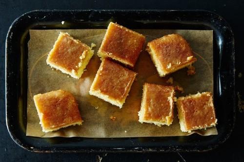 The Smitten Kitchen's CaramelCake