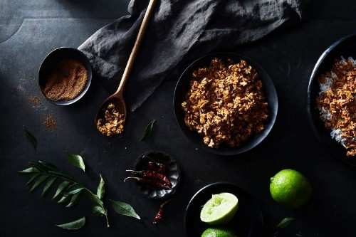 Chiles and Coconut Pack a Punch in this Addictive Sri LankanCondiment