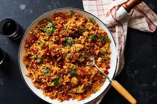 Tomato Rice (TamatarBiryani)