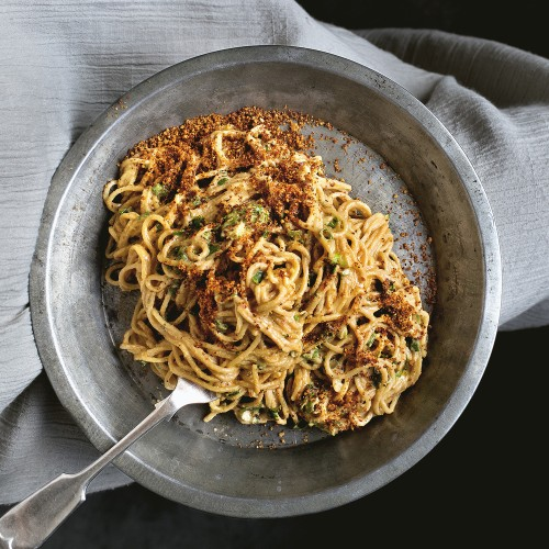 Huang Fei Hong Spicy Cold Peanut Noodles Recipe on Food52