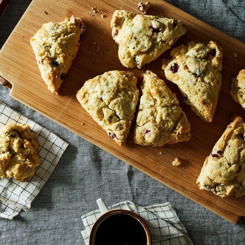Royal Wedding Scones Recipe on Food52