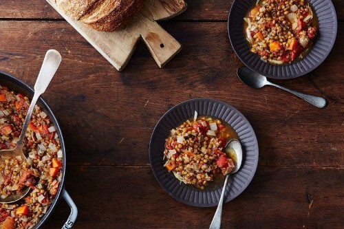Why You Should (& How You Can) Eat More Lentils in2016